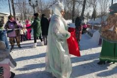 Рождественские забавы в Аниве 2