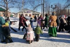 Рождественские забавы в Аниве 3