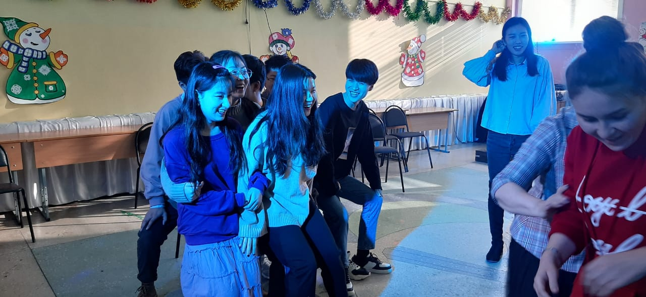 Иностранные студенты отпраздновали День Татьяны