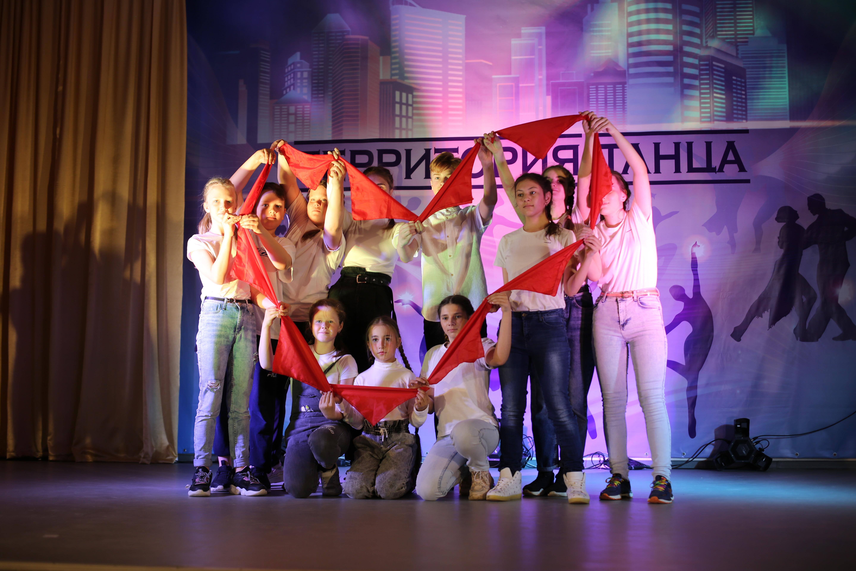 Фестиваль хореографического творчества