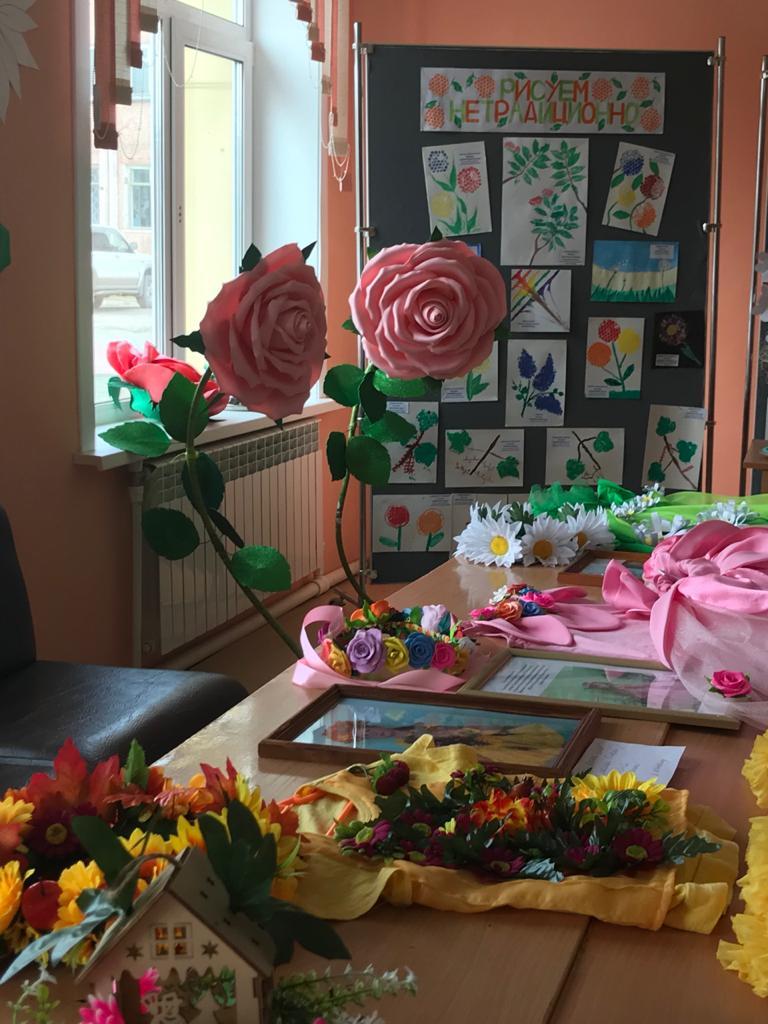 Конкурс-выставка «Карнавал цветов»